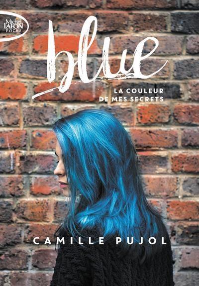 Couverture Blue : La couleur de mes secrets