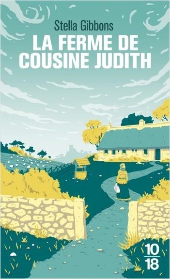 Couverture La ferme de cousine Judith