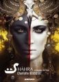 Couverture Shâhra, tome 1 : Les masques d'Azr'Khila Editions Mnémos (Icares) 2018