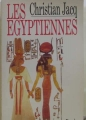 Couverture Les égyptiennes Editions Perrin 1996