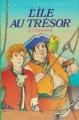 Couverture L'île au trésor Editions Hachette (Bibliothèque verte) 1984