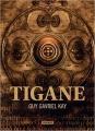 Couverture Tigane Editions L'Atalante (La Dentelle du cygne) 2018