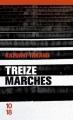 Couverture Treize marches Editions 10/18 2017