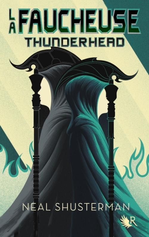 Couverture La Faucheuse, tome 2 : Thunderhead
