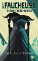 Couverture La Faucheuse, tome 2 : Thunderhead Editions Robert Laffont (R) 2018