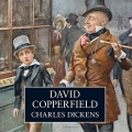 Couverture David Copperfield Editions Litterature audio.com 2011