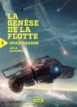 Couverture La génèse de la flotte, tome 1 : Avant-garde Editions L'Atalante (La Dentelle du cygne) 2018
