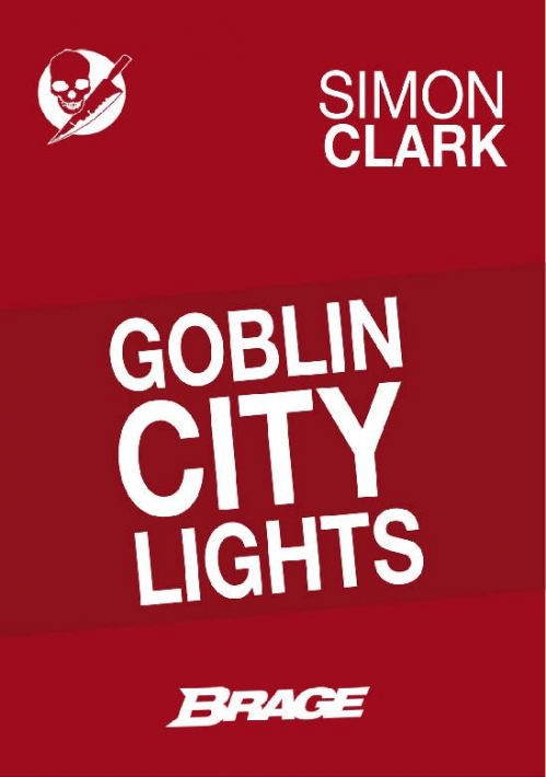 Couverture Goblin city lights
