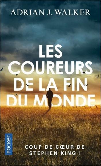 Couverture The end of the world running club / Les coureurs de la fin du monde