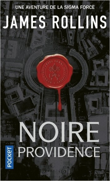 Couverture Sigma force, tome 09 : Noire providence