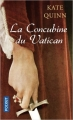 Couverture La concubine du Vatican Editions Pocket 2018
