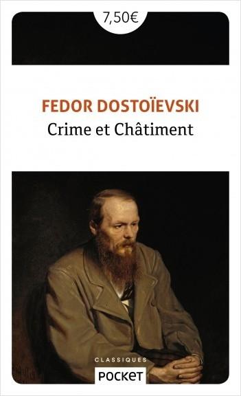 Couverture Crime et châtiment, intégrale