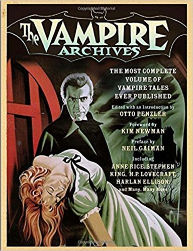 Couverture The Vampire Archives