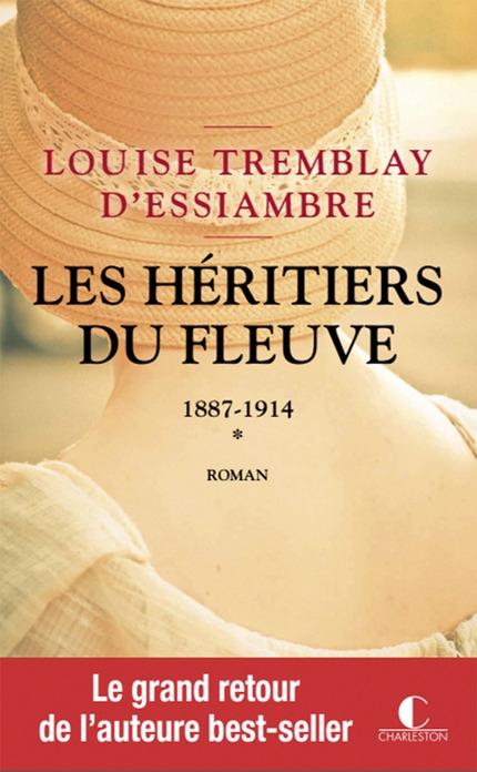 Couverture Les héritiers du fleuve, double, tome 1 : 1887-1914