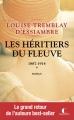 Couverture Les héritiers du fleuve, double, tome 1 : 1887-1914 Editions Charleston 2018