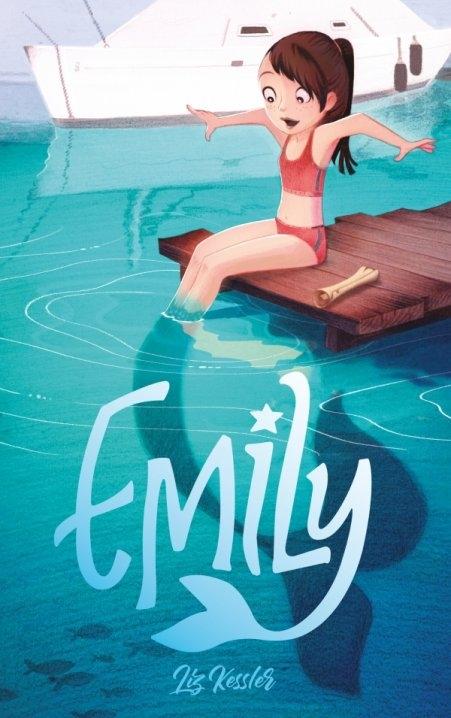 Couverture Emilie la sirène / Emily