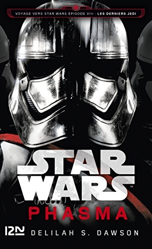 Couverture Star Wars : Phasma