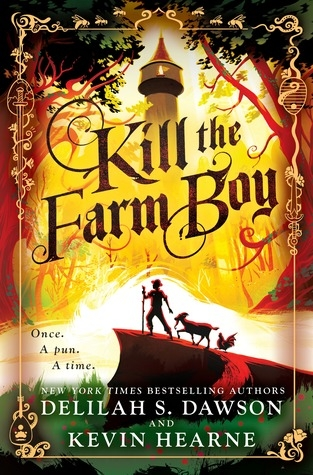 Couverture The Tales of Pell, book 1: Kill The Farm Boy