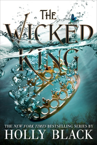 Couverture The Folk of the Air, book 2: The Wicked King
