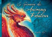 Couverture Le grimoire des animaux fabuleux Editions Voy'[el] 2015