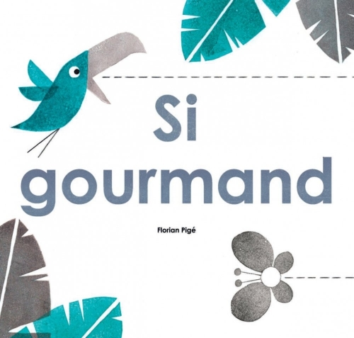 Couverture Si gourmand