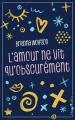 Couverture L'amour ne vit qu'obscurément Editions HarperCollins 2018