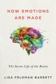 Couverture How Emotions Are Made: The Secret Life of the Brain Editions Houghton Mifflin Harcourt 2017