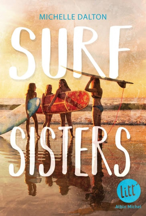 Couverture Surf sisters