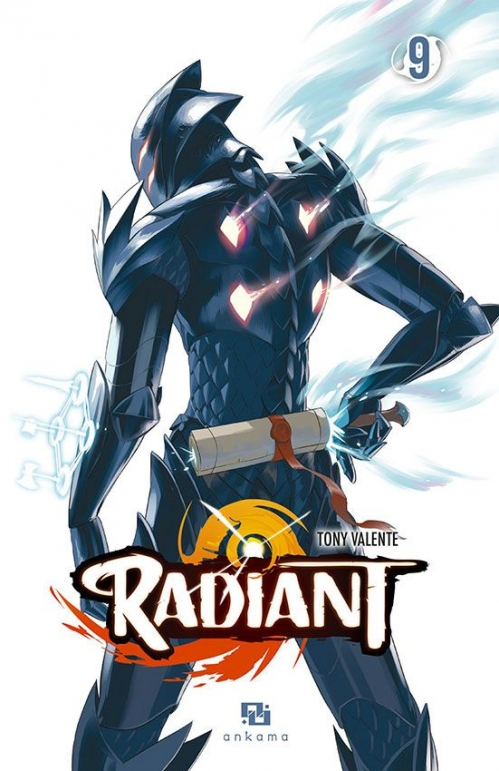 Couverture Radiant, tome 09