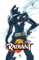 Couverture Radiant, tome 09 Editions Ankama 2018