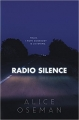 Couverture Silence radio Editions HarperTeen 2017