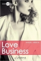 Couverture Love business (Spicy), intégrale Editions Nisha (Diamant noir) 2016