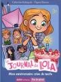 Couverture Le journal de Lola, tome 2 : Mon anniversaire crise de nerfs Editions Auzou  (Pas de géant) 2015