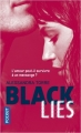 Couverture Black lies Editions Pocket 2018
