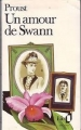 Couverture Un amour de Swann Editions Folio  1988