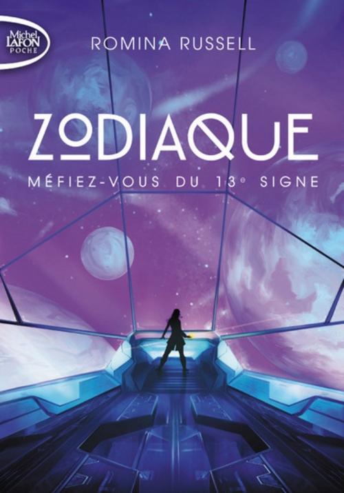 Couverture Zodiaque (Russell), tome 1 : Méfiez-vous du treizième signe