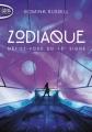 Couverture Zodiaque (Russell), tome 1 : Méfiez-vous du treizième signe Editions Michel Lafon (Poche) 2017