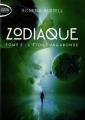 Couverture Zodiaque, tome 2 : L'étoile vagabonde Editions Michel Lafon (Poche) 2018