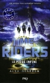 Couverture Time riders, tome 9 : Le piège infini Editions Pocket (Jeunesse) 2017