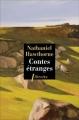 Couverture Contes étranges Editions Libretto 2016