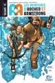 Couverture A+A : Les aventures d'Archer et Armstrong Editions Bliss Comics 2017