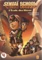 Couverture Sentaï school : L'école des héros, tome 4 Editions Kami 2007