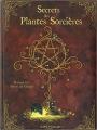 Couverture Secrets des plantes sorcières Editions Au bord des continents 2018