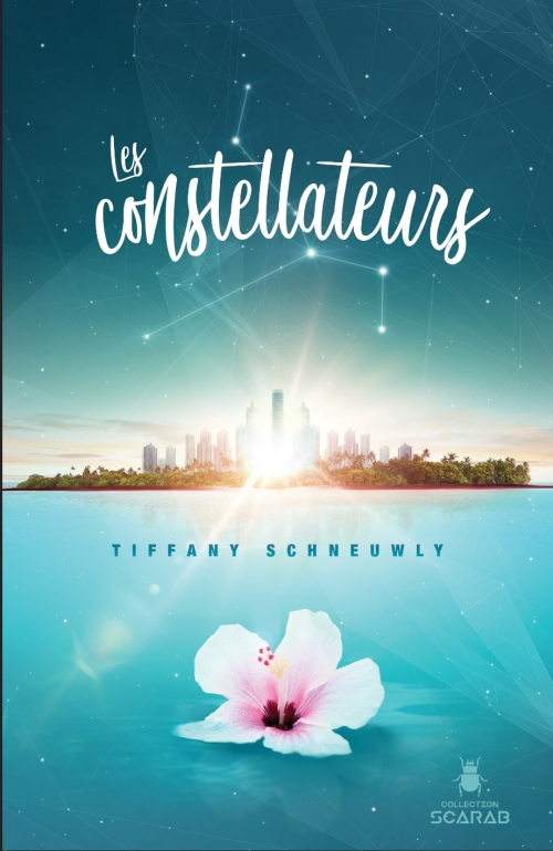 Couverture Les constellateurs