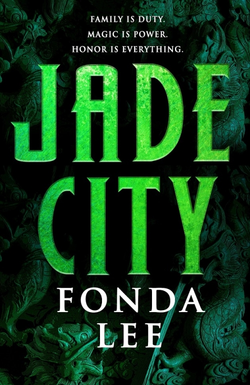 Couverture The Green Bone, book 1: Jade City