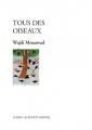 Couverture Tous des oiseaux Editions Leméac / Actes Sud (Papiers) 2018