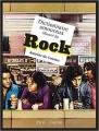 Couverture Dictionnaire amoureux du rock Editions Gründ 2017