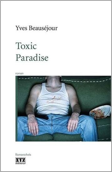 Couverture Toxic paradise