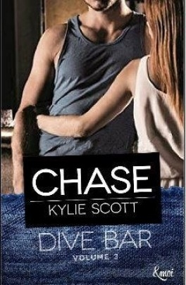 Couverture Dive bar, tome 3 : Chase