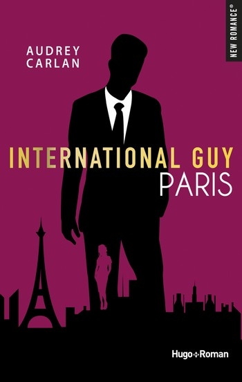 Couverture International Guy, tome 01 : Paris